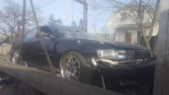 Toyota Cresta. JZX90, 1JZ GTE
