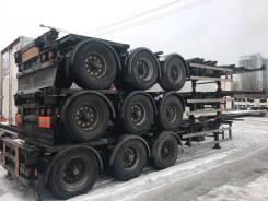 HFR, 2005. Полуприцеп HFR контейнеровоз 2005г., без пробега по Р. Ф., 40 000 кг.