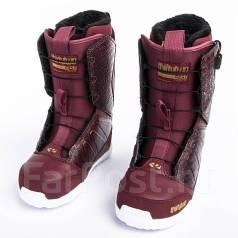 Ботинки для сноуборда Thirty Two Lashed (burgundy) р-р 40