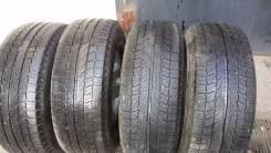 Michelin Latitude X-Ice. Зимние, без шипов, 2011 год, износ: 10%, 4 шт