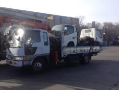 Услуги грузоперевозки (эвакуатор)город край ДВ частное лицо
