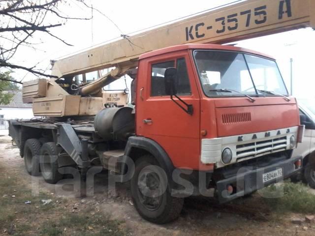 Камаз 53212. Продам автокран в Джанкое, 10 850 куб. см., 10 000 кг., 14 м.