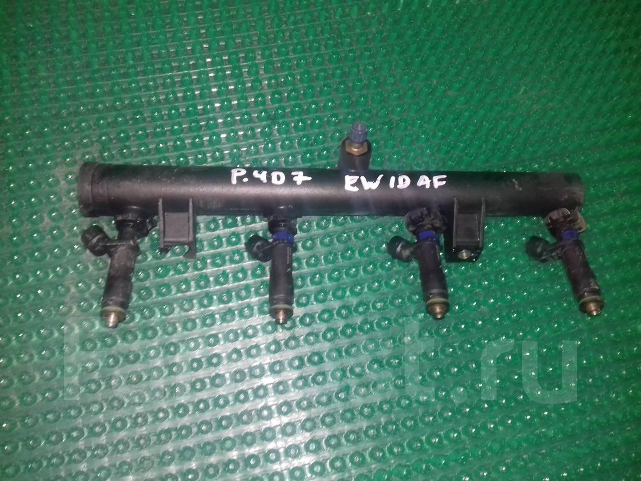уплотнительные кольца для форсунок бензиновых peugeot 407