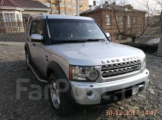 Land Rover Discovery. автомат, 4wd, 2.7 (190 л.с.), дизель, 153 000 тыс. км