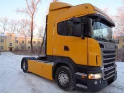 Scania R420LA. Scania , Скания R420, 12 000 куб. см., 18 998 кг.