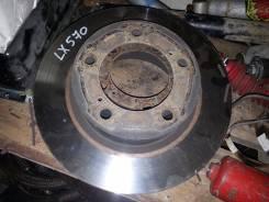 Диск тормозной. Lexus LX570, URJ201 Двигатель 3URFE