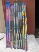 Продам горные лыжи классические новые. 175,00см., горные лыжи, универсальные