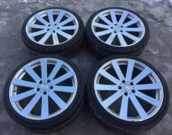 Комплект колес Venerdi R20 8.5J ET45 Triangle 245/35/20. 8.5x20 5x114.30 ET45 ЦО 70,1мм.