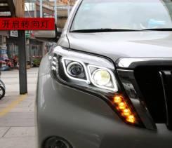 Фара. Toyota Land Cruiser Prado, GRJ150L, GRJ150W, GRJ151W, KDJ150, TRJ12, TRJ120, TRJ120W, TRJ125, TRJ125W. Под заказ