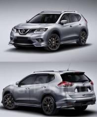 Обвес кузова аэродинамический. Nissan X-Trail, HNT32, HT32, NT32, T32. Под заказ