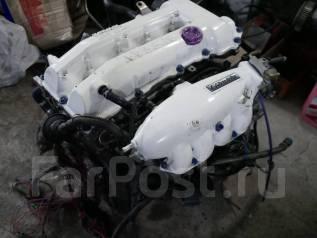 Двигатель в сборе. Nissan Silvia, S15 Двигатель SR20DET