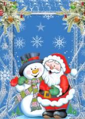 Услуги Деда мороза и снеговика