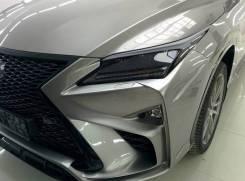 Накладка на фару. Lexus