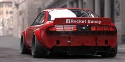 Сплиттер. Nissan Silvia, S14. Под заказ
