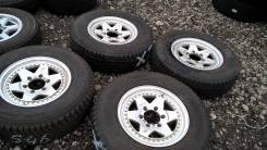"""Продам комплект колес ( 546-М ). 6.5x16"""" 6x139.70 ET28 ЦО 110,1мм."""