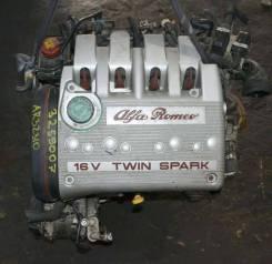 Двигатель в сборе. Alfa Romeo GTV Alfa Romeo 166 Alfa Romeo Spider