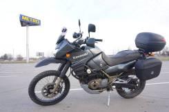 Kawasaki KLE 500. 500 куб. см., исправен, птс, с пробегом