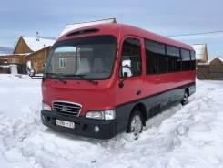 Hyundai County. Продаю автобус Нyundai County, 3 900 куб. см., 24 места