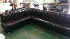 Изготовлении мягкой мебели