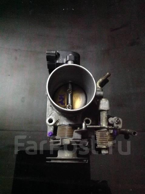 Заслонка дроссельная. Nissan Cefiro Двигатели: VQ20DE, VQ25DD, VQ25DE