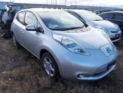 Nissan Leaf. ZEO