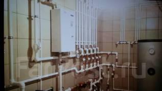 Отопление, теплый пол, водоснабжение.