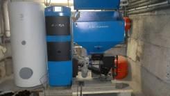 Монтаж котлов отопления и систем водоснобжения!