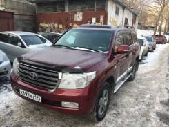 Toyota Land Cruiser. автомат, 4wd, 4.5 (235 л.с.), дизель, 175 000 тыс. км