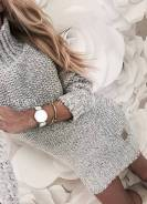 Платья-свитеры. 40-44, 40-48, 46, 48. Под заказ
