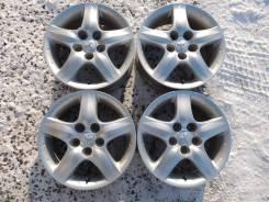 Mitsubishi. 6.0x16, 5x114.30, ET46, ЦО 67,1мм.