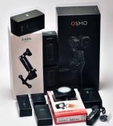 DJI Osmo X3. 10 - 14.9 Мп, с объективом