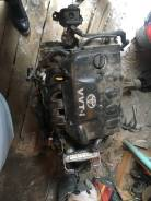 Двигатель в сборе. Toyota Corolla Fielder, NZE124G, NZE124 Двигатель 1NZFE