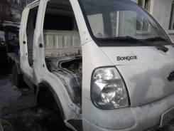 Кабина. Kia Bongo, PU Двигатели: D4BH, J3