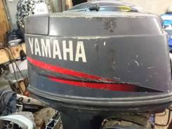 Yamaha. 60,00л.с., 2-тактный, бензиновый, нога L (508 мм), Год: 2001 год