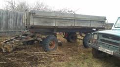 Калачинский 2ПТС-4. Продается тракторный прицеп 2ПТС-4, 4 500кг.