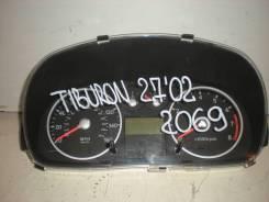 Панель приборов 2.7 МТ 2002- RHD Hyundai Tiburon