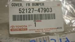 Заглушка бампера TOYOTA PRIUS, ZVW30, 2ZRFXE, 5212747908, 329-0000066