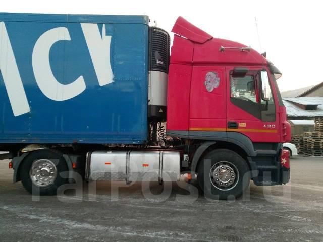 Iveco Stralis. Продам тягач Ивеко Стралис, 11 000 куб. см., 19 000 кг.
