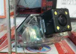 Штатная камера заднего вида Honda Fit и C-RV 07