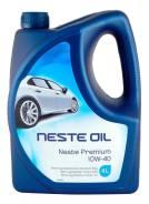Neste Premium. Вязкость 10W-40, полусинтетическое