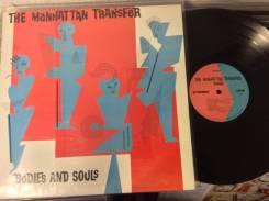 JAZZ! Манхэттэн Трансфер / Manhattan Transfer - Bodies and Souls US LP