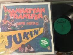 JAZZ! Манхэттэн Трансфер / Manhattan Transfer - Jukin' - US LP '71