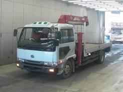 Nissan Diesel Condor. Эвакуатор Nissan Condor, 7 000куб. см., 5 000кг. Под заказ