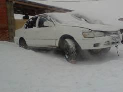 Toyota Corolla. EE100, 4EFE