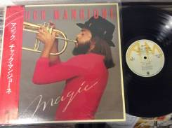 JAZZ! Чак Маньоне / Chuck Mangione - Magic - JP LP 1980 ВСЕ ХИТЫ ТУТ