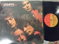 HARD! Стрэппс / Strapps - Secret Damage - JP LP 1977 ДИП ПАПЛ
