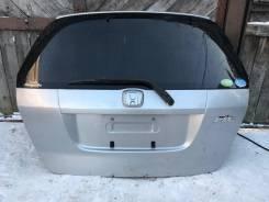 Дверь багажника. Honda Fit, GD2, GD4, GD1, GD, GD3 Двигатели: L13A, L15A