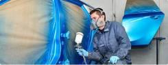 Кузовные работы, покраска автомобилей и мототехники