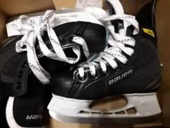 Коньки хоккейные Bauer. размер: 35, хоккейные коньки