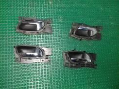 Ручка двери внутренняя. Peugeot 407, 6D, 6E Двигатель EW10A